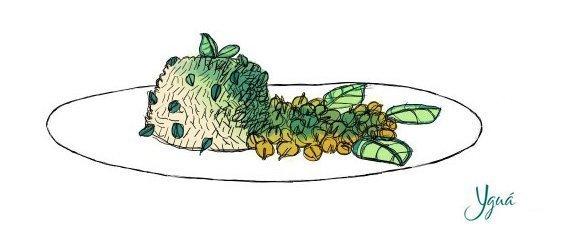 La Moringa oleifera Yguá puede añadirse a diferentes preparaciones culinarias sin pérdida de propiedades ©.