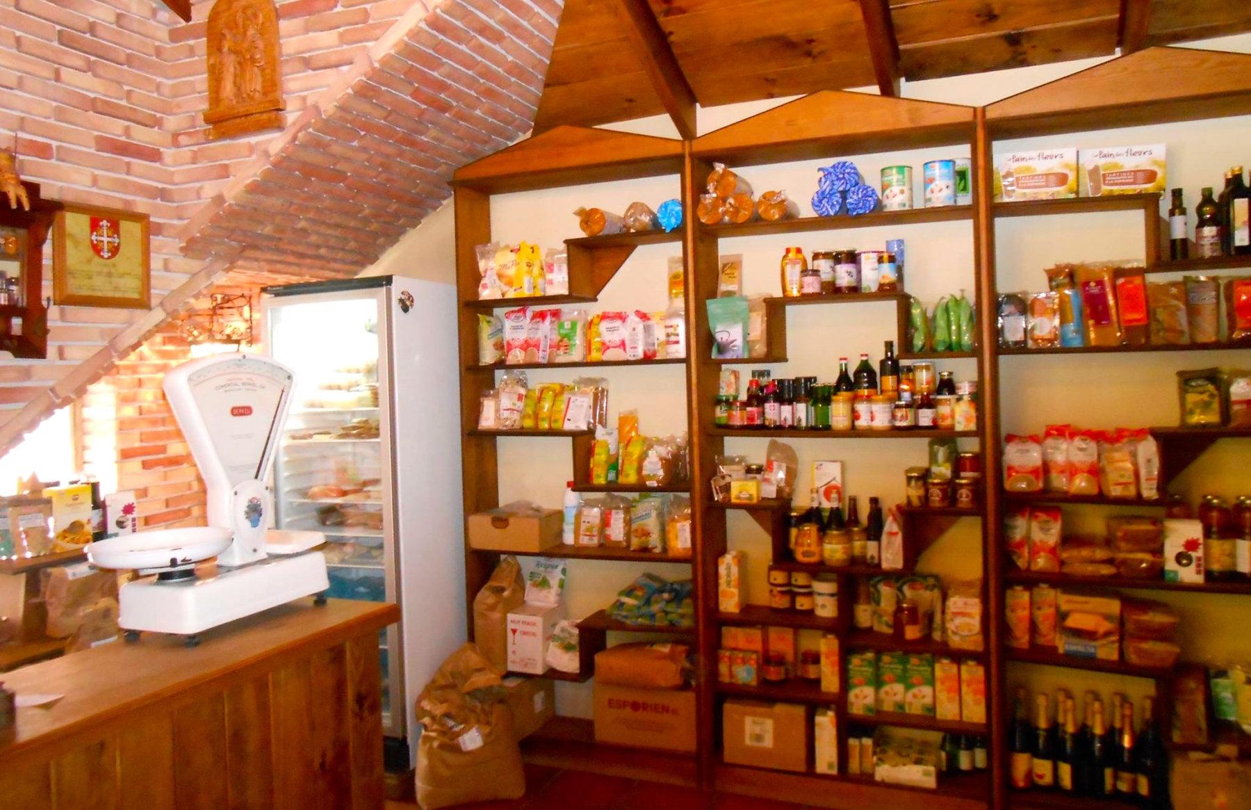 En la Botica Natural se venden, desde un asesoramiento personalizado, alimentos 100% orgánicos.
