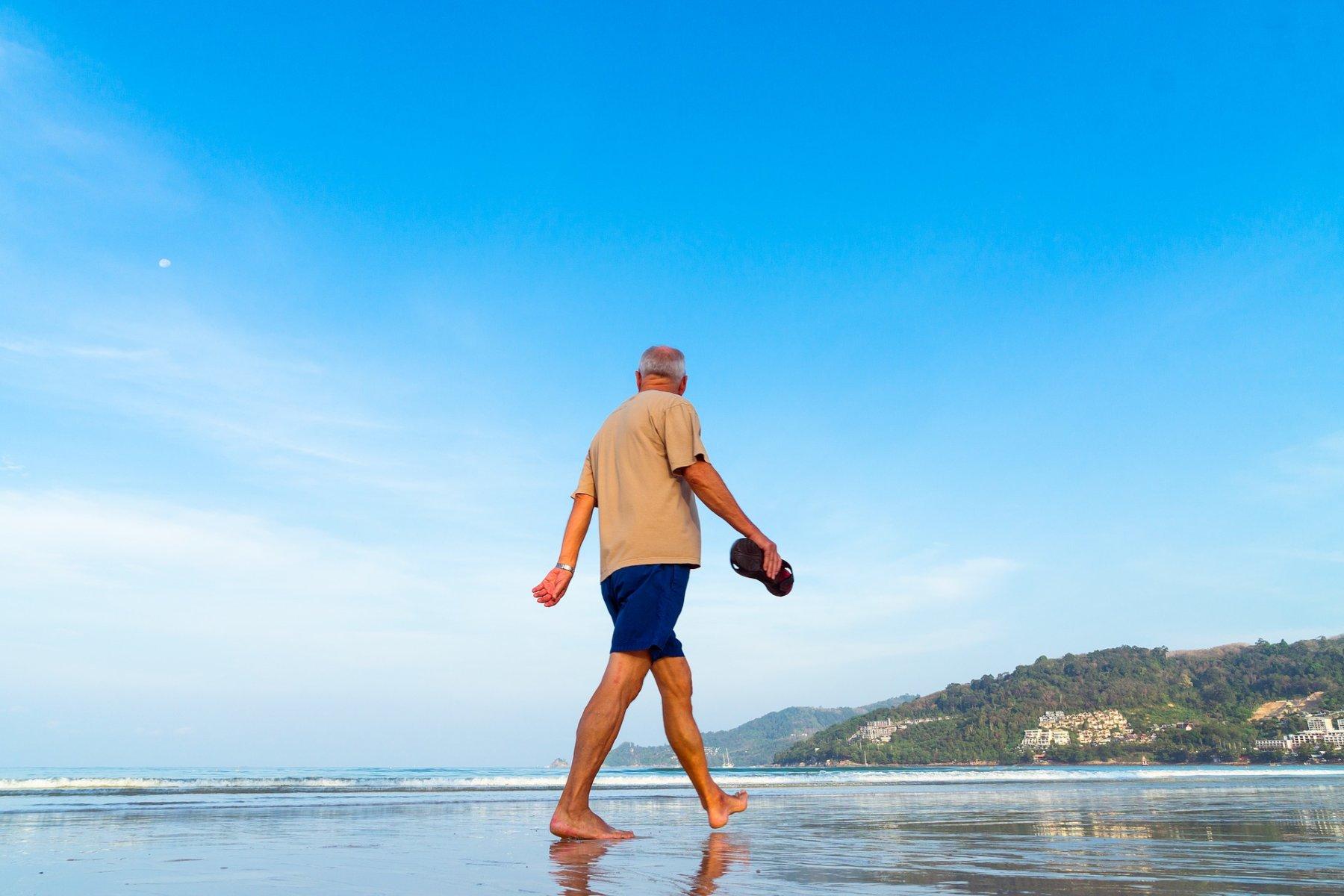 El ejercicio suave puede ser muy recomendable, sobre todo en la tercera edad.