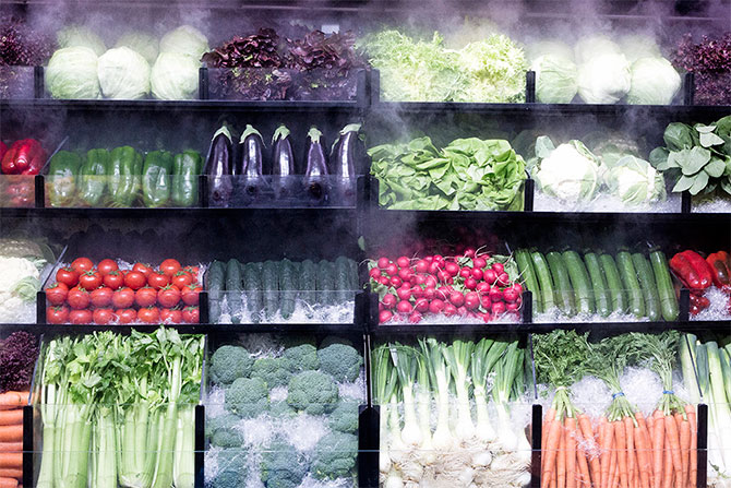 Plant food and healthy eating occupy a prominent place in Alimentaria 2018.